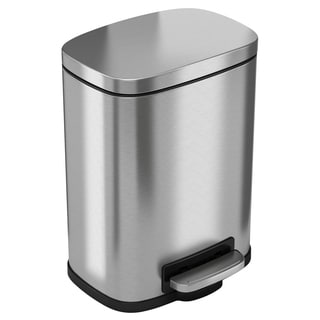 Step Stainless Steel Trash Can