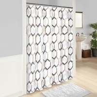 Vue Hexagonal Shower Curtain