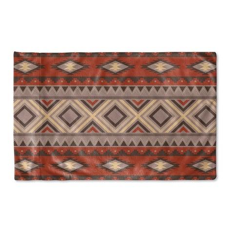 Kavka Designs Mesa Black Pillow Case By Marina Gutierrez