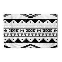 Kavka Designs Sedona B&W Pillow Case By Marina Gutierrez