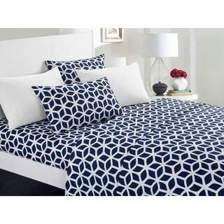 Chic Home Davitt 6 Piece Sheet Set with Deep Pocket Design - Includes Bonus Pillowcases (5 options available)