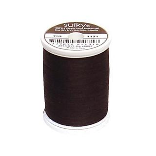 Sulky Cotton Thread 30wt 500yd Cloister Brown