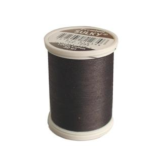 Sulky Cotton Thread 30wt 500yd Almost Black