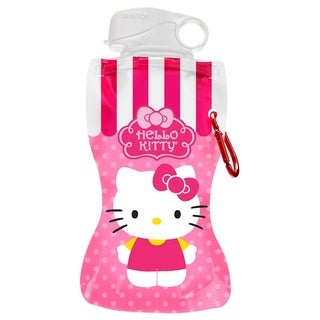 Hello Kitty 12oz Collapsible Water Bottle