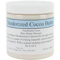 Deodorized Cocoa Butter 8oz