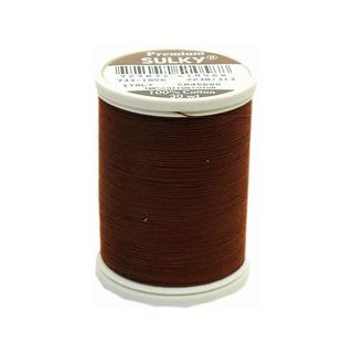 Sulky Cotton Thread 30wt 500yd Tawny Brown