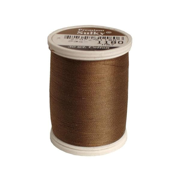 Sulky Cotton Thread 30wt 500yd Med Taupe