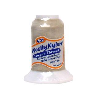 YLI Thread Woolly Nylon Original 1000M Ecru