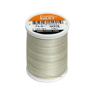 Sulky Blendables Thread 12wt 330yd Parchment