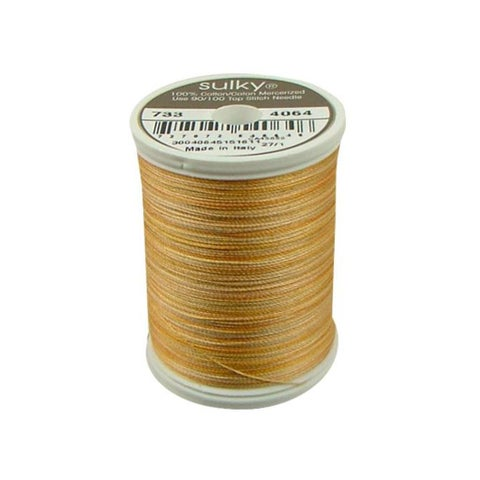 Sulky Blendables Thread 30wt 500yd Buttercup