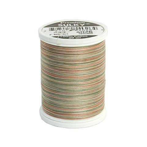 Sulky Blendables Thread 30wt 500yd Earth Pastels