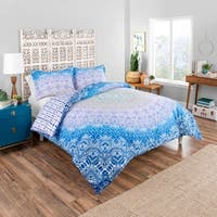 Boho Boutique Sundial 3 Piece Reversible Comforter Set