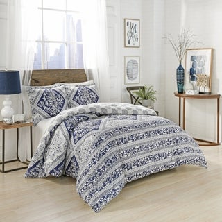 Marble Hill Brielle Reversible 3-Piece Comforter Set