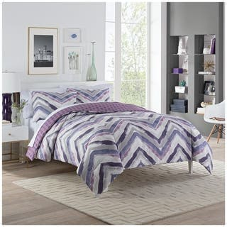 Shop Byb Mulberry Lilac Comforter Shams Not Included