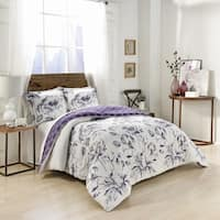 Marble Hill Jasmeen Reversible 3-Piece Comforter Set