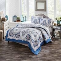 Boho Boutique Serene 3 Piece Reversible Comforter Set