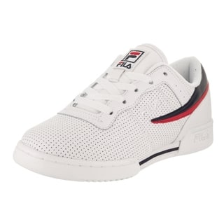 Fila Kids Original Fitness Perf Lifestyle Shoe (Option: 3.5)|https://ak1.ostkcdn.com/images/products/18237861/P24377019.jpg?impolicy=medium