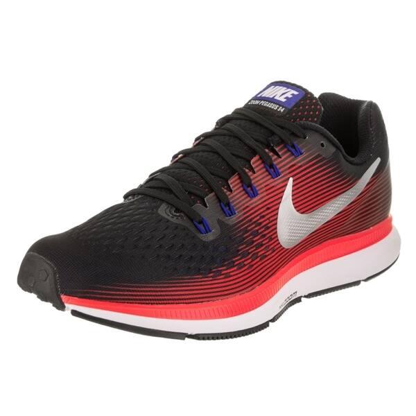 separation shoes 990b9 9c509 Shop Nike Men's Air Zoom Pegasus 34 Running Shoe - Free ...