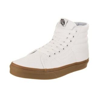 Vans Unisex Sk8-Hi Reissue (Canvas Gum) Skate Shoe