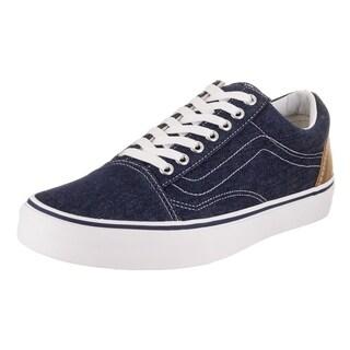 Vans Unisex Old Skool (Denim & C&L) Skate Shoe (More options available)