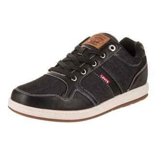 Levi's Men's Lennox Millstone Denim Casual Shoe
