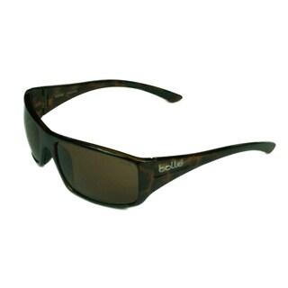 Bolle Sport Mens Kingsnake 11893 Shiny Tortoise w/ Polarized A14 Oleo AF Lens Sunglasses