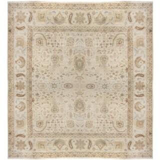 Wool Zeigler Rug (13'4'' x 14'4'') - 13'4'' x 14'4''