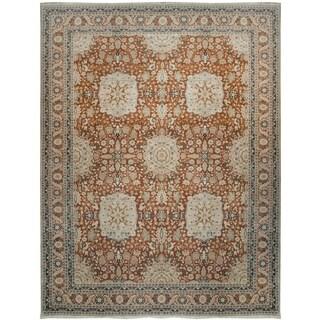 wool Tabriz Rug - 11' x 14'