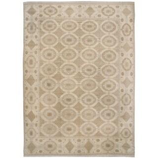 """Wool Embossed Rug (8' x 10'7'') - 8' x 10'7"""""""