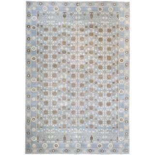 Wool Zeigler Rug (9'9'' x 14'7'') - 9'9'' x 14'7''