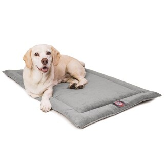 """48"""" Villa Vintage Crate Dog Bed Mat By Majestic Pet Products"""