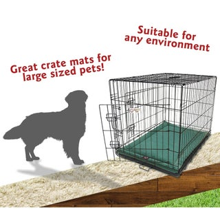 """42"""" Villa Marine Crate Dog Bed Mat By Majestic Pet Products"""