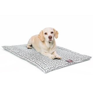 """30"""" Towers Gray Crate Dog Bed Mat By Majestic Pet Products"""