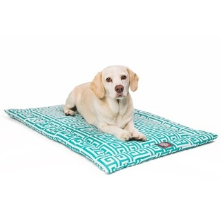 """48"""" Towers Pacific Blue Crate Dog Bed Mat By Majestic Pet Products"""