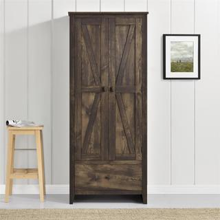 Avenue Greene Becken Ridge Brown 30 inch Wide Storage Cabinet