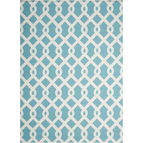 New Castle Poolside Indoor/ Outdoor Area Rug by Havenside Home