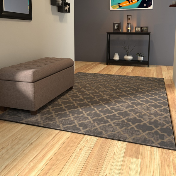 Porch & Den Station Way Area Rug - 5'3 x 7'3