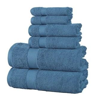 Porch & Den Lunsford Cotton 600 GSM 6-piece Towel Set