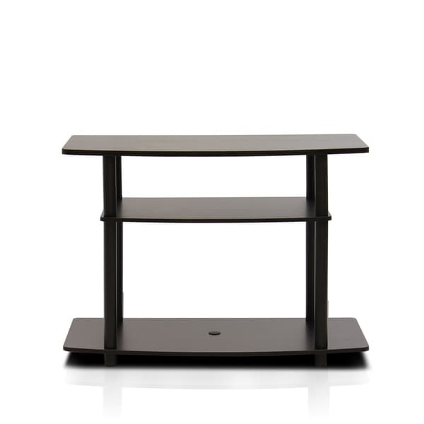 Porch & Den St. Marks No Tools 3-Tier TV Stand