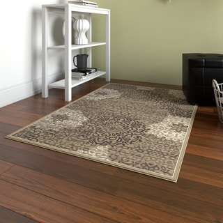 Porch & Den Pearl District Burnside Beige Area Rug (3'3 x 4'11)