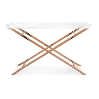 Buy Copper Finish Coffee Console Sofa Amp End Tables