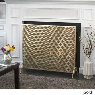 f5b3b32dbbf9 Buy Gold Room Dividers   Decorative Screens Online at Overstock ...