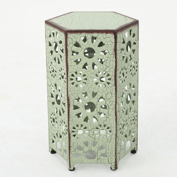 Wanda 12-inch Side Table by Christopher Knight Home