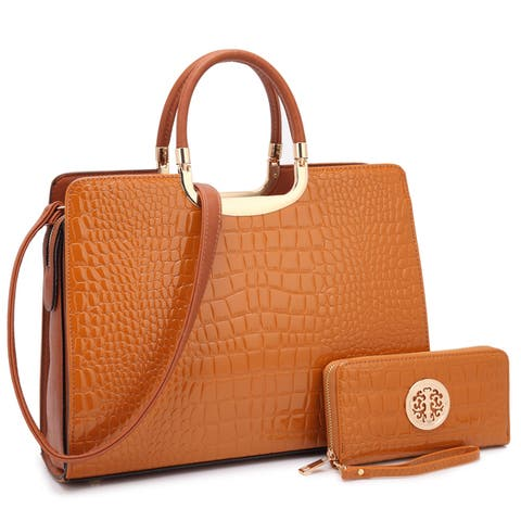 5ef374d7c971 Buy Brown Satchels Online at Overstock | Our Best Shop By Style Deals