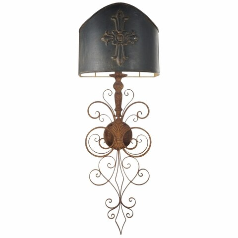 Beautifully Executed Trumani Wall Sconce