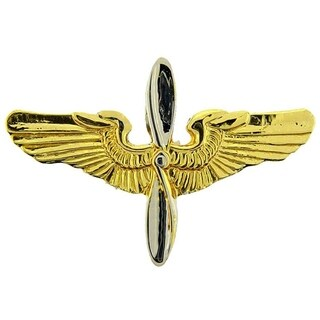 US Army Aviator Wing Pin 1-3/8 Inches