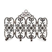 Ornamental Designs Sienna 4-panel w/Arch Fireplace Screen