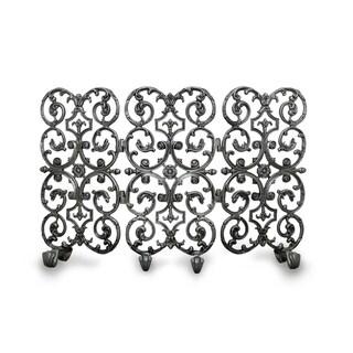 Ornamental Designs Avalon 3-panel Fireplace Screen
