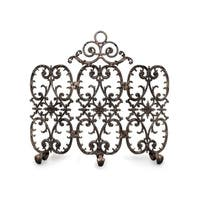 Ornamental Designs Sienna 3-panel with Arch Fireplace Screen