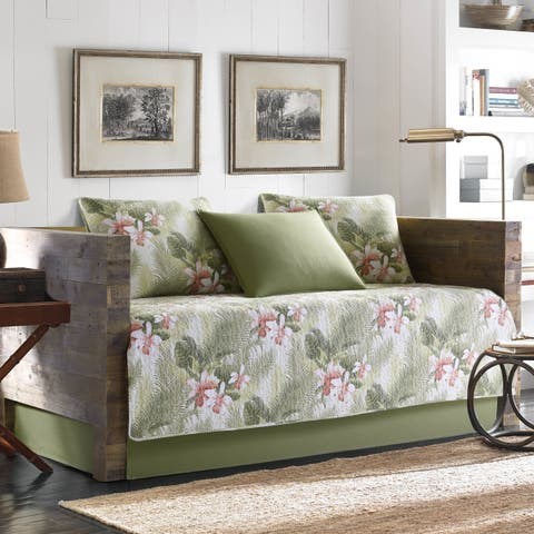 Tommy Bahama Tropical Orchid Daybed Set